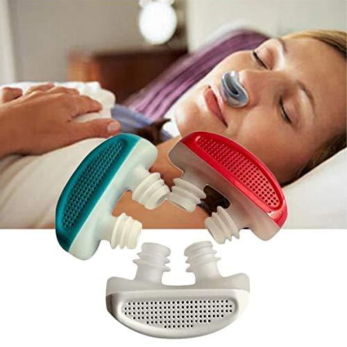 DDOQ Nasal Respirator Device Mini Snoring Device Prevent Snoring Improve Sleep Quality