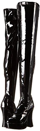 Ellie Shoes, Damen Stiefel & Stiefeletten  * 37 EU Damen Gr. 9, schwarz