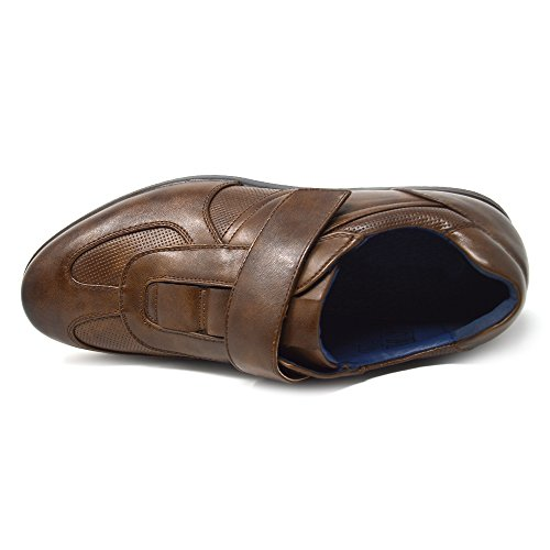 40 Brown Marrone Slippers Xelay Uomo zCI1xq