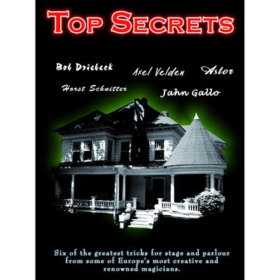 Astor's Top Secrets (Sealed Miracle #4) by Astor