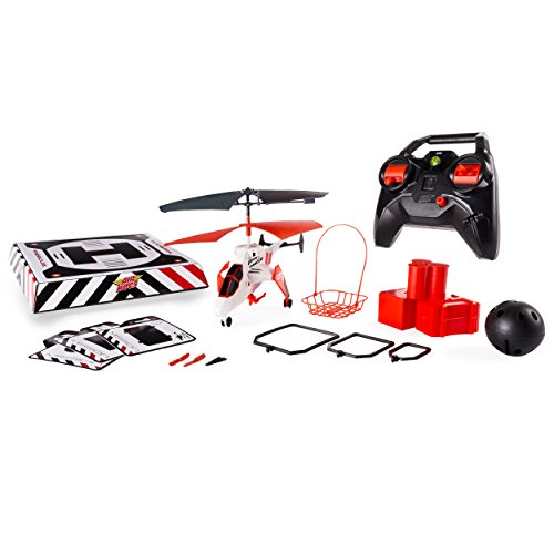 Air Hogs Radio Controlled Helicopter (Air Hogs, Mission Alpha Ultimate Mission RC Helicopter - White)