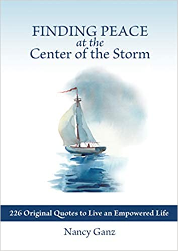Amazon.com: Finding Peace at the Center of the Storm: 226 ...