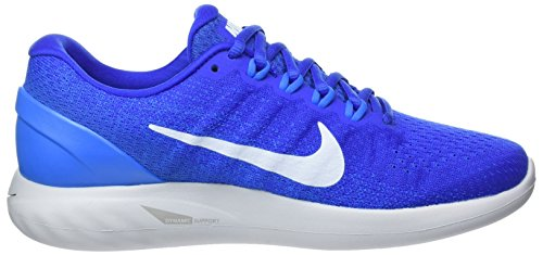 Nike Men's Lunarglide 9 Running Shoes, Blue (Hyper Cobalt/Blue Tint/Photo B 405), 6 UK