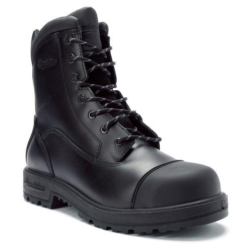 Blundstone Mens 914 Armourtread Boot Svart