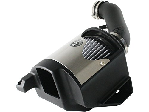 aFe Power Magnum FORCE 51-81252 Jeep Wrangler (JK) Performance Intake System (Dry, 3-Layer Filter)