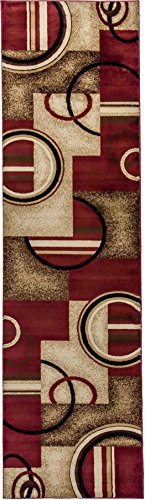 Well Woven Barclay Shapes Geometric product image