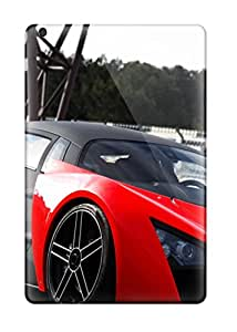 Pretty LXY934FVbs Ipad Mini Cases Covers/ Red Sports Car Series High Quality Cases