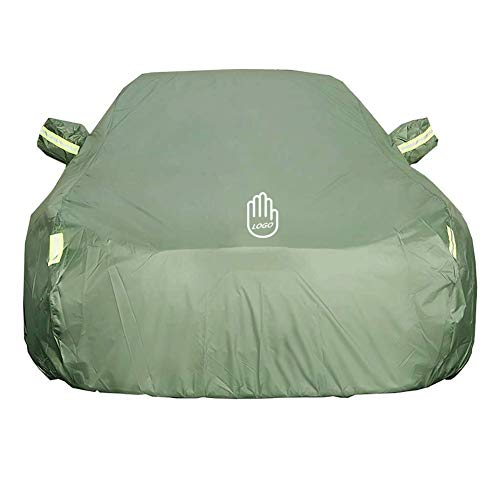 LICC Car Cover Waterproof All Weather,Suitable for Porsche 911 Carrera 4S Cabriolet Windproof (Color : - Carrera 4s Porsche Cabriolet