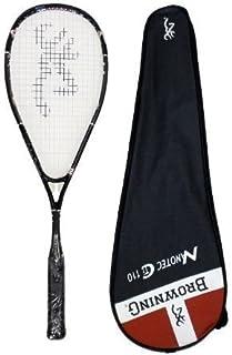 Browning - Racchetta da squash 110 in titanio con tecnologia Nanotec