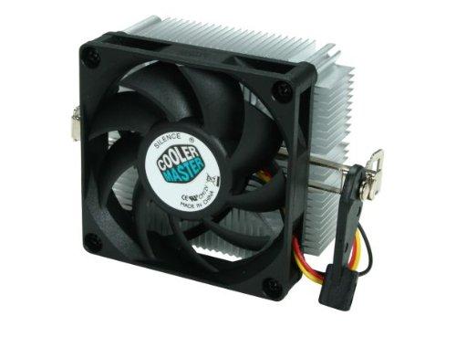 Cooler Master Standard CPU Cooler with 80mm Fan (DK9-7E52A-0L-GP) (Best Air Coolers For I7 6700k)