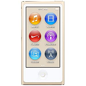 Apple iPod Nano 16GB Gold 7th Generation