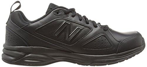 Hommes nero New Noir Mx624ab4 Baskets Balance Pour w41Tq1C