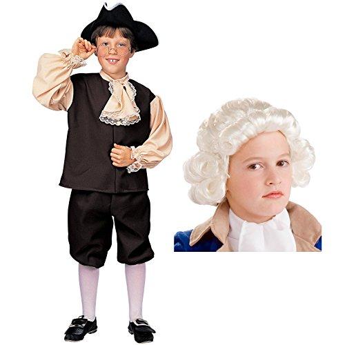 Colon (Pilgrim Boy Costume)