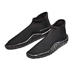 The ultra-comfortable Scuba DELTA short dive boots are an ideal choice for tropical diving and snorkelling. Low-cut and lightweight, The DELTA's nylon/neoprene material provides just the right amount of protection. The DELTA's light Comfort, ...