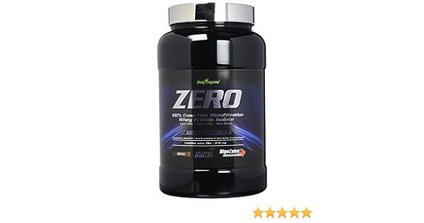 Big Man Nutrition Zero Whey Proteína Isolate, Chocolate - 910 gr