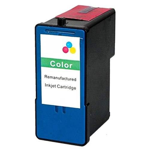 3x G&G Color Ink Cartridge Reman Compatible with Lexmark 18C2110 No.15 inkjet Color