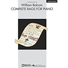 William Bolcom - Complete Rags for Piano: Revised Edition