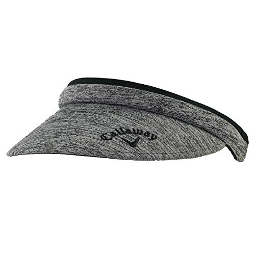 - Callaway Golf Hat Womens Clip Visor (Adjustable, Black, Womens Headwear)