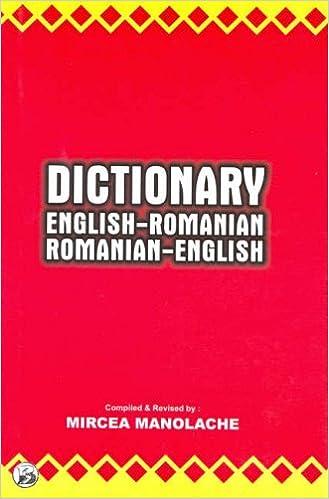 English-Romanian and Romanian-English Dictionary