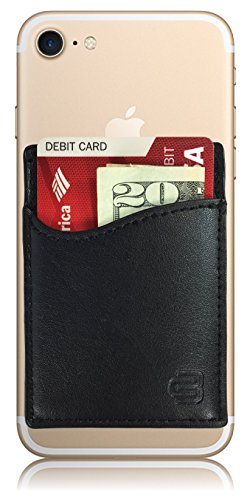 CardBuddy Deluxe Leather Stick Smartphones product image
