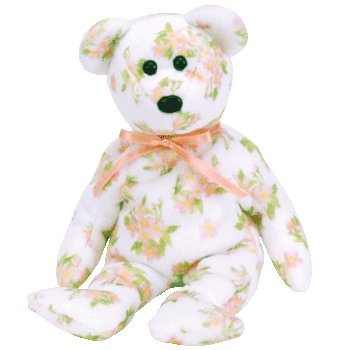 ebef735106e Image Unavailable. Image not available for. Color  TY Hannah the Bear Asia  Pacific Exclusive Beanie Baby ...