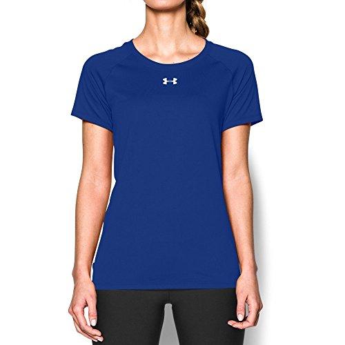 Under Armour Women's UA Locker T-Shirt Medium Royal