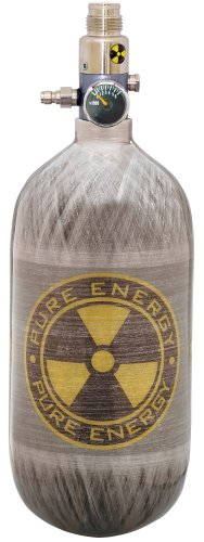 Pure Energy N2 Compressed Air Tank (68ci/4500psi) by Pure Energy
