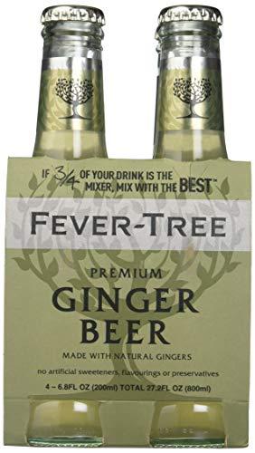 fever tree light ginger beer - 6