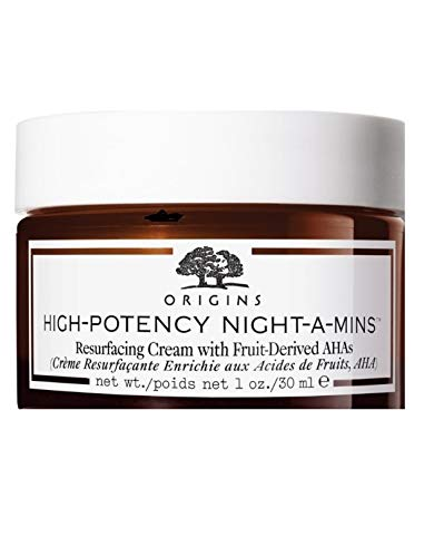 ORIGINS High Potency Night-A-Mins Resurfacing Oil-Free Cream with Fruit-Derived AHA's 50ml ()