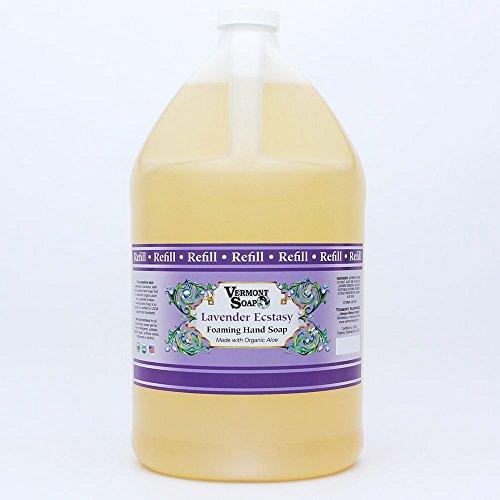 s - Lavender Ecstasy Foaming Hand Soap Gallon Refill (Handy Foaming Hand Soap)
