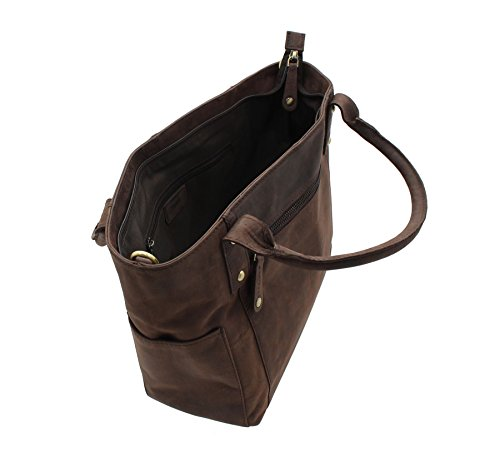 Bolla borse ATLAS Safari Collezione Grab / spalla / Cross Body Bag Tan Brown Venta Barata Última ahIkJb