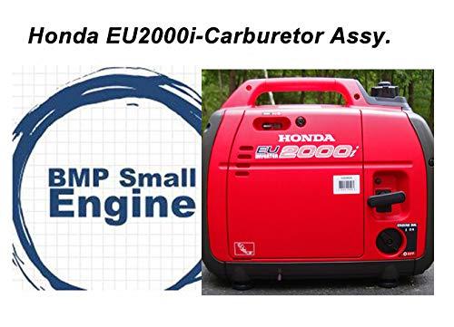 Carburetor Fits EU2000I EB2000I Inverter Generator Part# 16100-Z0D-D03 BF30E D/E 0703508215012 by Carburetor Fits EU2000I EB2000I Inverter Generator Part# 16100-Z0D-D03 BF30E D/E