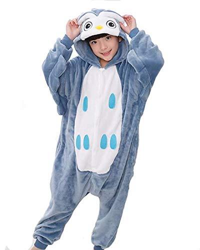Jumping Birthstone Costumes for Children Kids Cuddly Onesie Pajamas(Tiger -