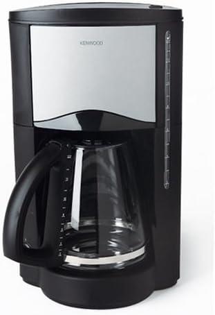 Kenwood Coffee Maker CM652, Negro, 2200 W, 235 x 225 x 370 mm - Máquina de café: Amazon.es: Hogar