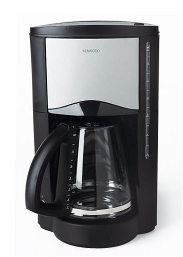 Kenwood Coffee Maker CM652, Negro, 2200 W, 235 x 225 x 370 mm ...