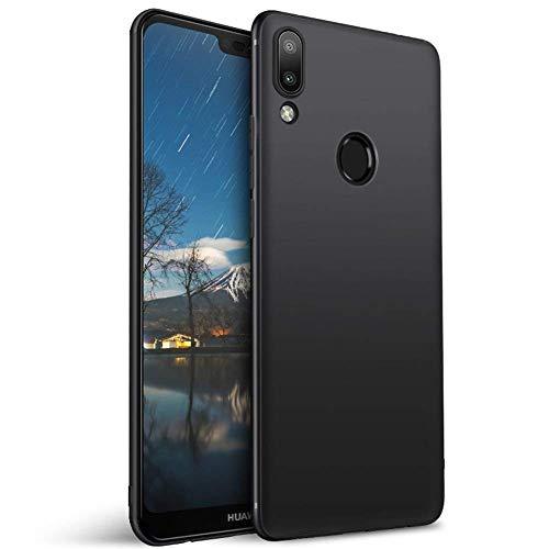 Ultra De Souple Huawei Coque 20 Silicone Lite Téléphone Noir Protection Mate Mat Tpu Housse En qxYv1naC