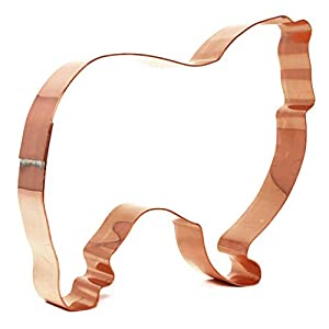 Collie Cookie Cutter 9