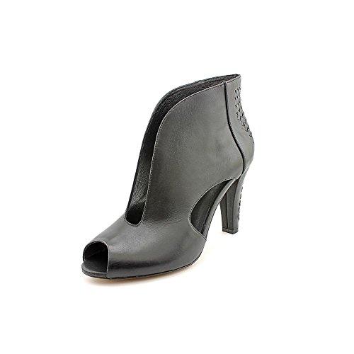 Elliott Lucca Womens Alessandra Black Leather zamXdfaos