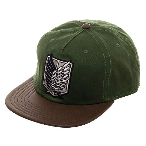 Attack on Titan Survey Corps Snapback Hat