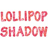 Sizzix SZ659812 Set di 4 fustelle con alfabeto, scritta maiuscola, Lollipop Shadow by E.L. Smith