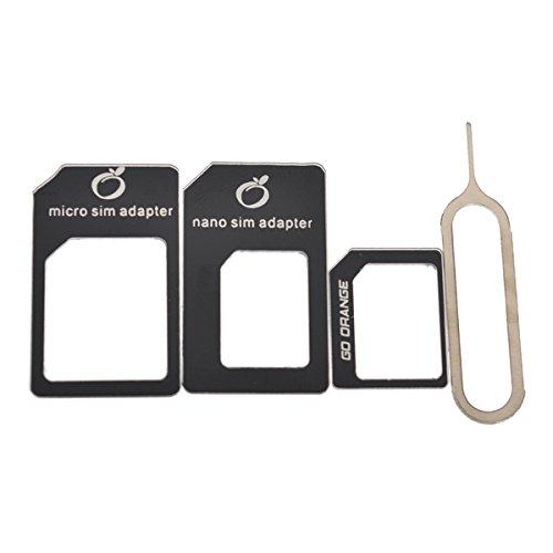Repair Tools - Micro+Standard+Nano Sim Card Adapters+Eject Pin Key For Smartphone - Card Adapter Nano Micro Made Germany Saapni Tool Adapters - Sim To - - France Card Iphone 5 Sim For