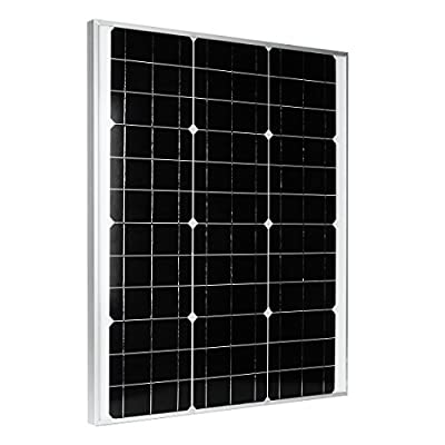 10-100W?silicon Solar Panel used for 12V photovoltaic power home system