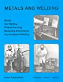 img - for Metals and Welding book / textbook / text book