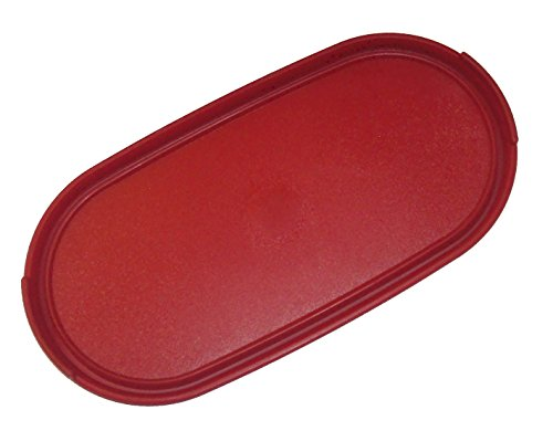 (Tupperware Modular Mates Oval Passion Red Replacement Seal)