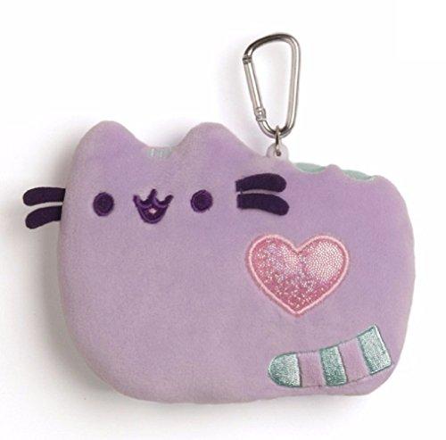 Pusheen Pastel ID Case - Purple