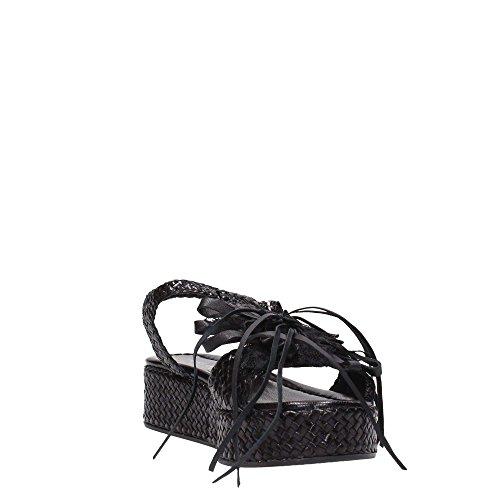 Femme quintana Noir T00 6896 Sandales Pons 1FqvR7