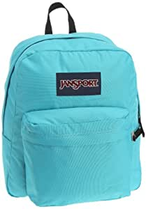 JanSport Classics Series Spring Break Backpack (Blinded Blue)