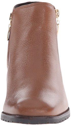 Dune London Kvinners Porta Boot Tan Lær