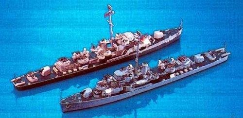 Destroyer escorts