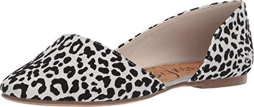 Blowfish Madera Ash Leopard Grasslands Womens Slip-On Size 7.5M
